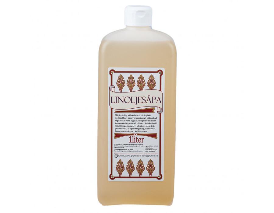 Linoljesåpa 1L Original