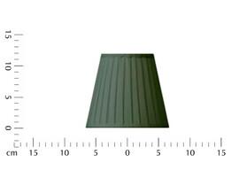 Textilskärm 45/dia130 (Skogsgrön)