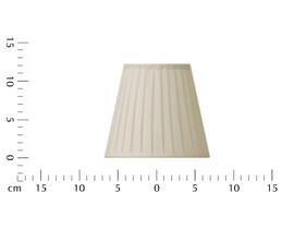 Textilskärm 45/dia130 (Beige)