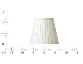 Textilskärm 45/dia130 (Naturvit)
