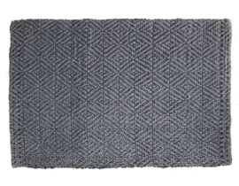 Dörrmatta Dia Norse, grå 50x80cm
