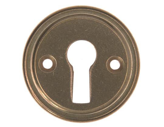 Nyckelskylt 5407 mässing