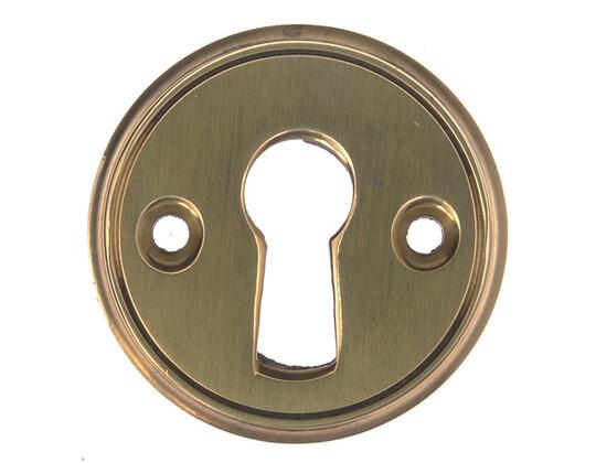 Nyckelskylt 5442 mässing