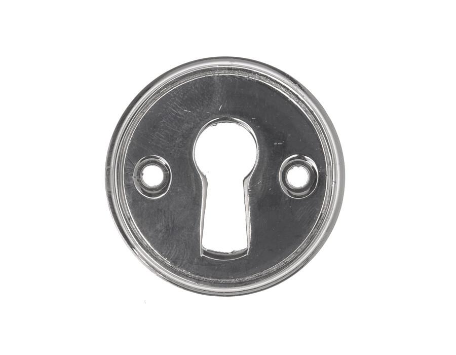Nyckelskylt 5442 nickel