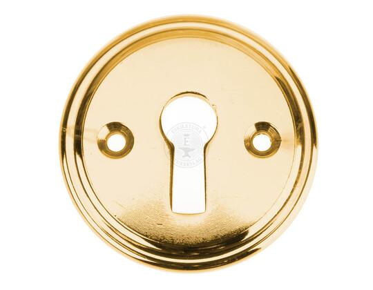Nyckelskylt 6401 mässing