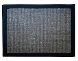 Dörrmatta Sissel Magnet gray/Black Border